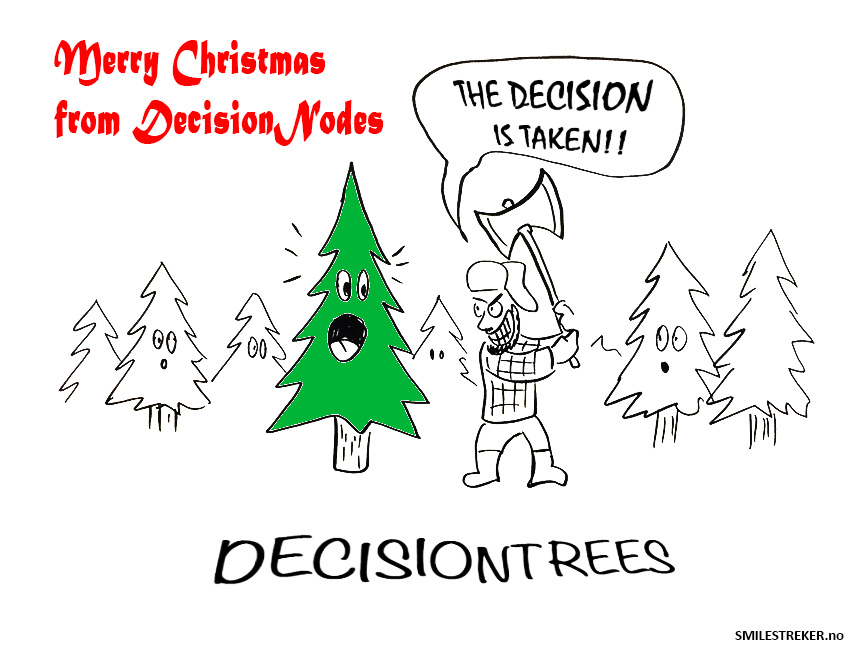The decision is taken – Merry Christmas!