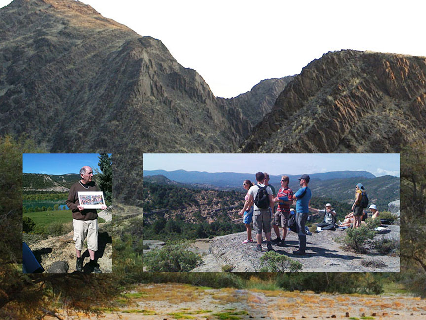 Unique field trip to the Spanish Pyrenees 18th – 22nd September